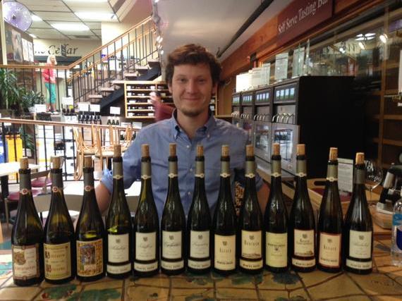 gamme de vins du domaine marcel deiss