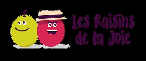 Les Raisins de la Joie - logo small
